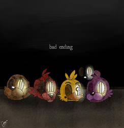 bad ending! [Fnaf 3] by ponyrlucy
