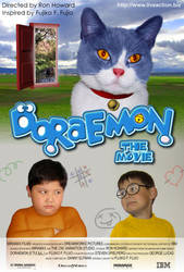Doraemon fake live action by Hatecold