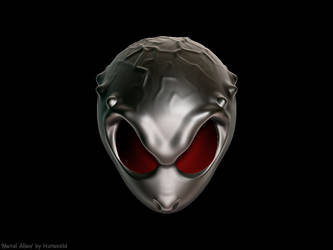 Metal Alien wp by Hatecold