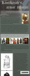 Armor Tutorial by Kamikazuh