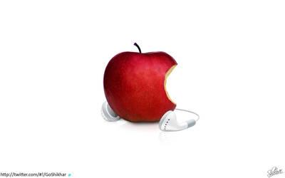 Apple iPod by ShikharSrivastava