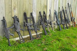 Gun Collection by Sprocket-man