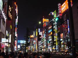 Tokyo, Shinjuku by RyuHayabusa
