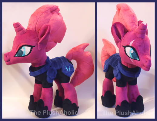Tempest Shadow by The-PlushAholic