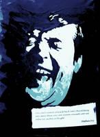 Stephen Fry by Smujspice