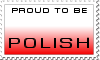 STAMP - proud to be Polish by polska