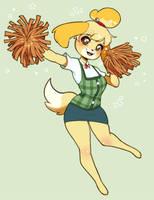 Go Isabelle! by RedRabbu