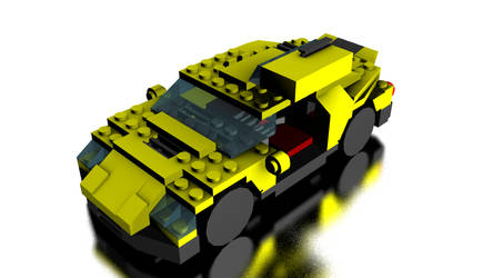 LEGO Cool Car by Pitel