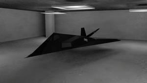 F-117 Nighthawk by Pitel