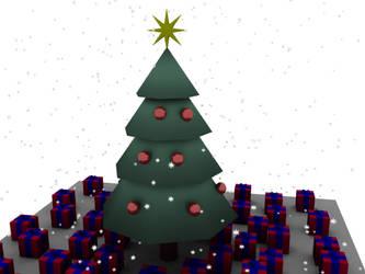 Christmas by Pitel