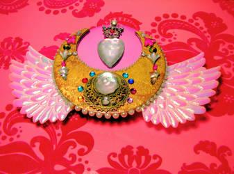 Sailor Moon Compact Custom. by MoonLitNostalgia