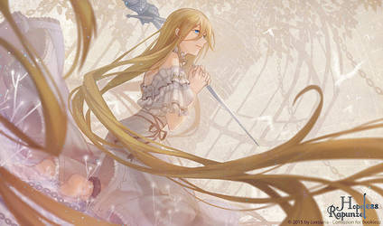 Hopeless Rapunzel by loxsiana