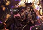 Commission for Erebun by loxsiana