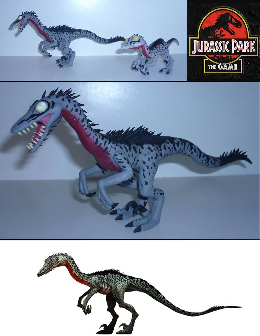 Jurassic Park Troodon ...