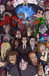 Metalocalypse Tribute V.2 by BallBots