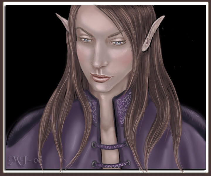 Prince of elfs by marjoh