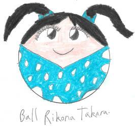 Ball Rikona Takara by jonwii