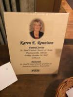 Funeral of my Grandma Karen  by jonwii