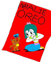 Natalie and Oreo (1930 Cartoon Tryout) by jonwii