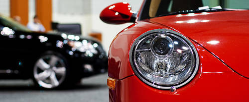 Porsche 911 by Cojaro