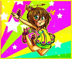 Letsu Summer. LvL Up by yomiku