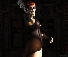 Lulu Strangelove by deviant-clown