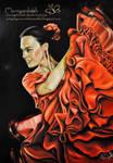 Flamenco by Marcysiabush