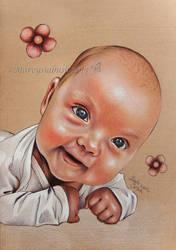 Little Hannah by Marcysiabush