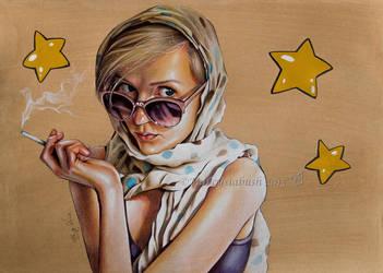 Super Star by Marcysiabush