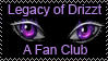 Drizzt Fan Club Stamp by Drizzt-A-Fan-Club