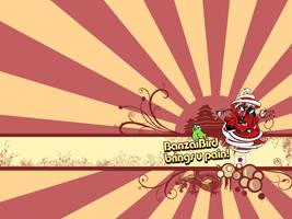 BanzaiBirD Wallpaper by BanzaiBirD