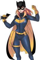Batgirl | DC Comics by TheJefersonChan