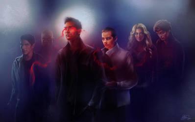 The bond... by Syllirium