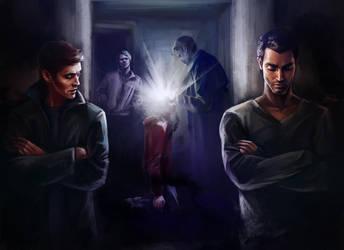 Exorcism... by Syllirium