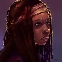 Michonne1 by Syllirium