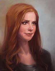 Donna Paulsen by Syllirium