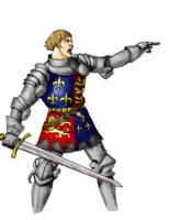 King Henry V by InfernalFinn