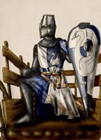 Chretien's Lancelot by InfernalFinn