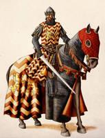 The Angevin King by InfernalFinn