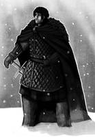Jon Snow by InfernalFinn