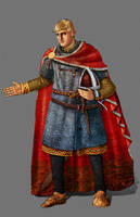 Guillaume le Conquerant by InfernalFinn