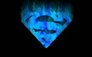 Superman Blue Flame by crazySmiley