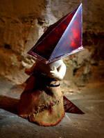 Pyramid Head Beta by ChocolateDecadence