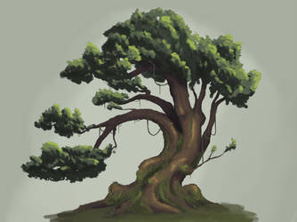 Tree 01 by Kaankun