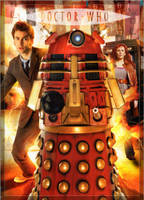 Doctor Who s04e11-13 poster by gazzatrek