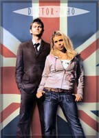 Doctor Who-Best of British by gazzatrek