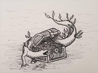 Underwater by ArtPibble