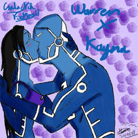 Warren X Kayna by PyodeKantra