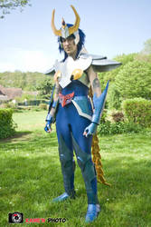 Phoenix Ikki cosplay by PyodeKantra