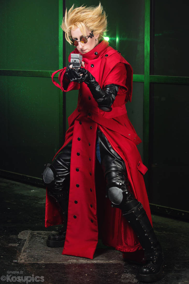 Vash the Stampede by Kosupics (2) by PyodeKantra